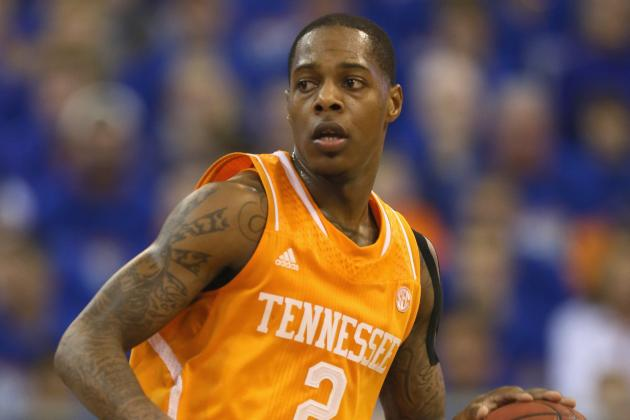 Tennessee Doubles Up Cold-Shooting Vandy