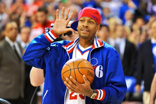 Allen Iverson Told College Team He Was Best Player of All Time