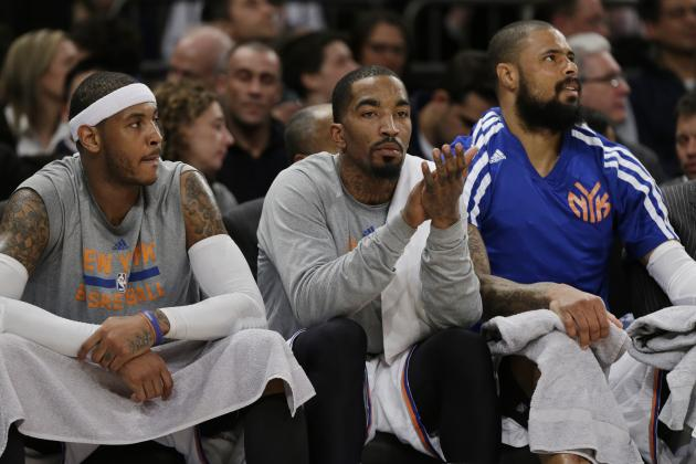 Are New York Knicks Really Better Off Without Carmelo Anthony?