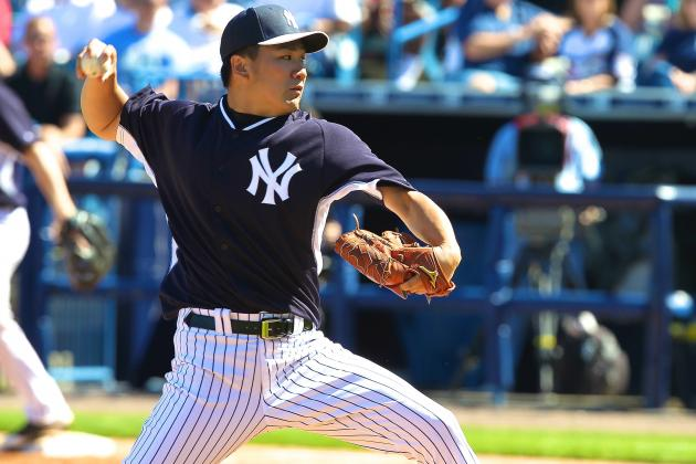 Updates, Takeaways from Masahiro Tanaka's Yankees Spring Training Debut