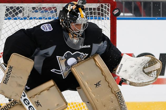 VIDEO: See Soldier Field Through Marc-Andre Fleury's Eyes
