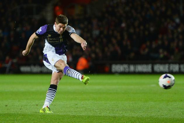 Steven Gerrard Fires Title Warning to Liverpool's Rivals