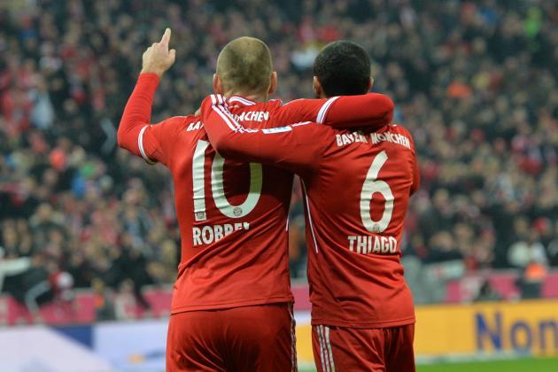 Why Bundesliga-Conquering Bayern Don't Have or Need a Stand-Out Goalscorer