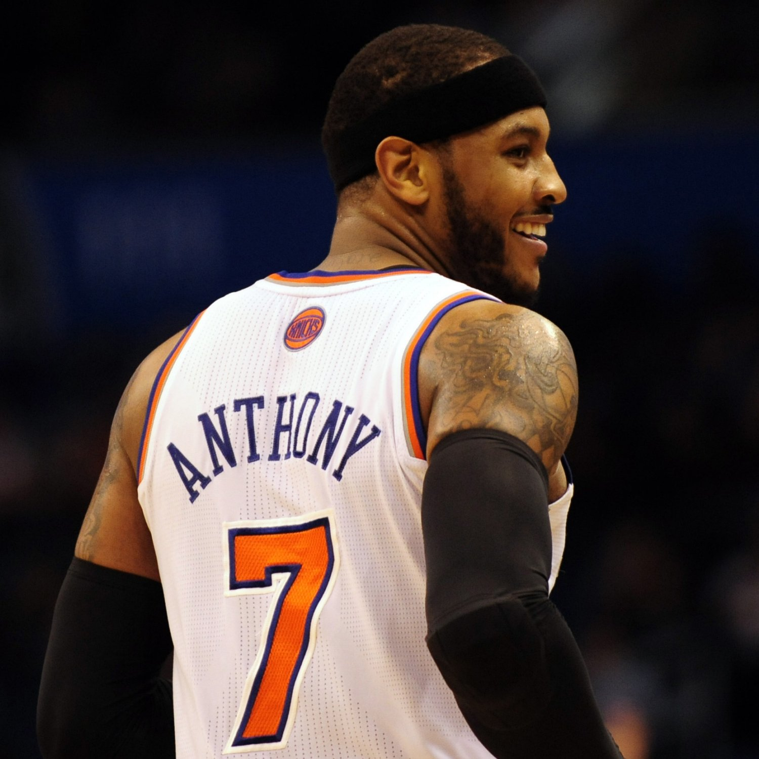 Signing with Chicago Bulls Could Save Carmelo Anthony ...