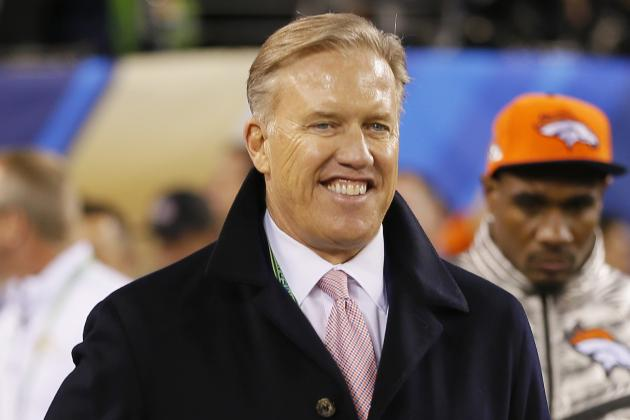 Elway Looks to Repeat History in Offseason