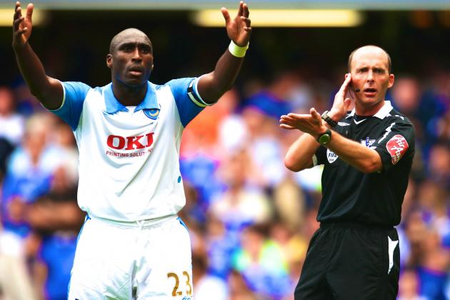 Sol Campbell Claims His Race Cost Him England Captaincy