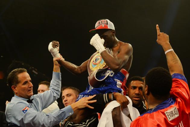 Ricky Burns vs. Terence Crawford: Right Decision Breath of Fresh Air for Boxing