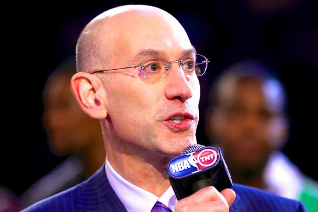 Adam Silver Mulls Future of NBA Draft, Playoffs and More