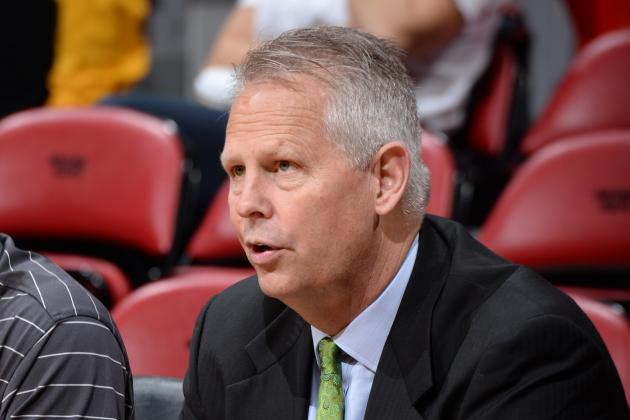 Boston Celtics Consider Retiring Danny Ainge's Number as Lifetime Honor