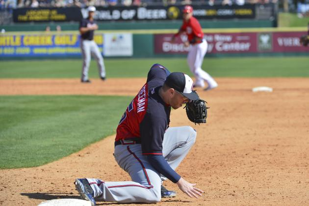 The Braves Enjoyed a Messy Fifth Inning Against the Nationals