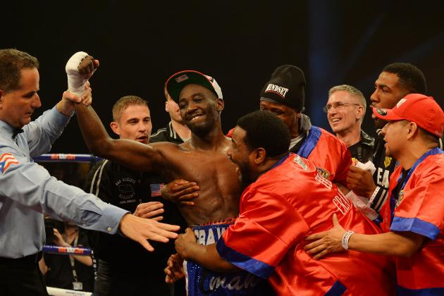 Ricky Burns vs. Terence Crawford: Live Round-by-Round Updates