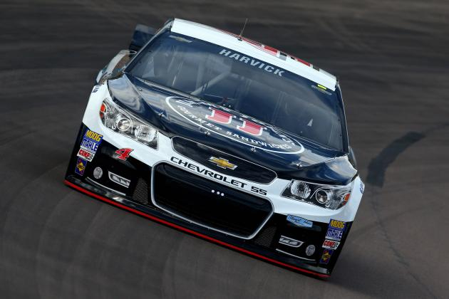 NASCAR at Phoenix 2014: Race Schedule, TV Info and Drivers to Watch