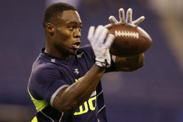 Brandin Cooks' Combine Performance Should Bump Him into NFL Draft's 1st Round