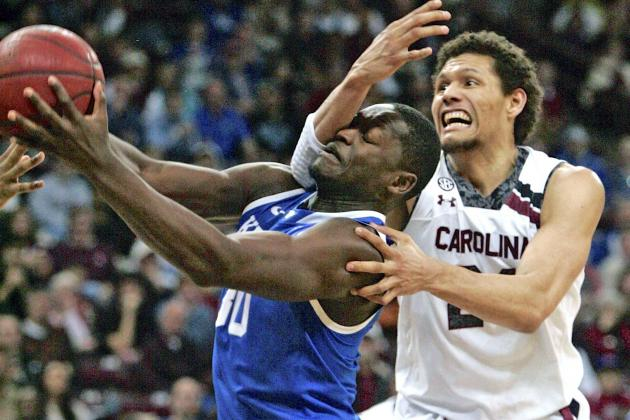 Kentucky vs. South Carolina: Score, Recap and Analysis for Gamecocks' Upset Win