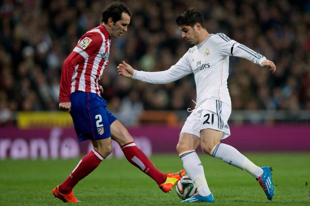 Alvaro Morata 'Agrees Terms on Summer Transfer to Arsenal'