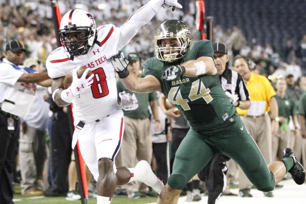 Baylor Won't Have Star LB Bryce Hager This Spring