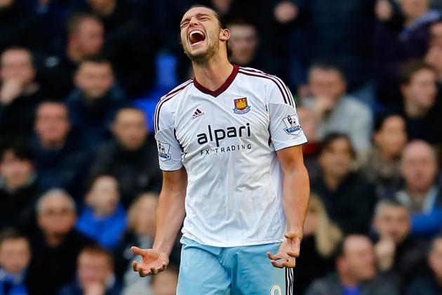West Ham Ace Carroll in Agony as Injury Curse Strikes Again