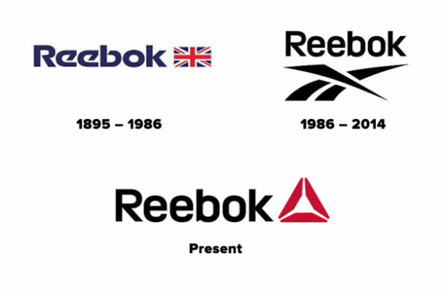 Reebok Unveils Official New Logo