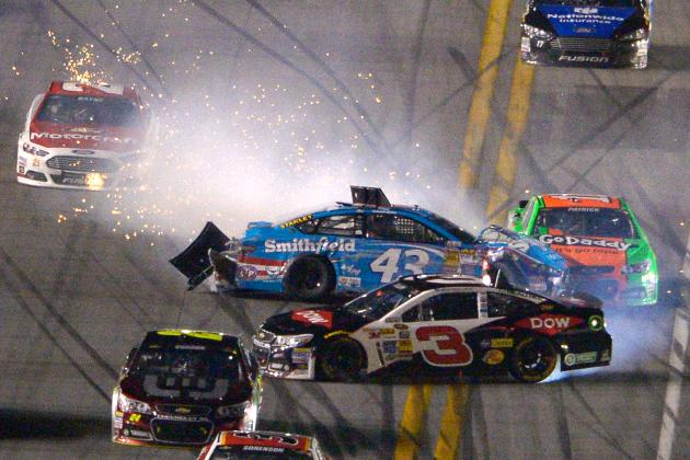Why Austin Dillon Should Put His Rough 2014 Daytona 500 in the Past