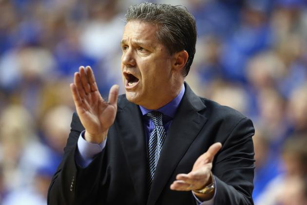 Calipari Ejection Prelude to Another Disappointing Loss for Spiraling UK