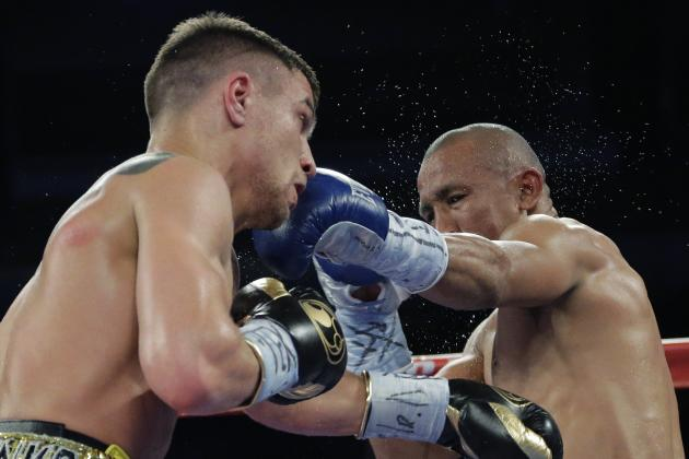 Salido vs. Lomachenko: Winner, Scorecard and Analysis