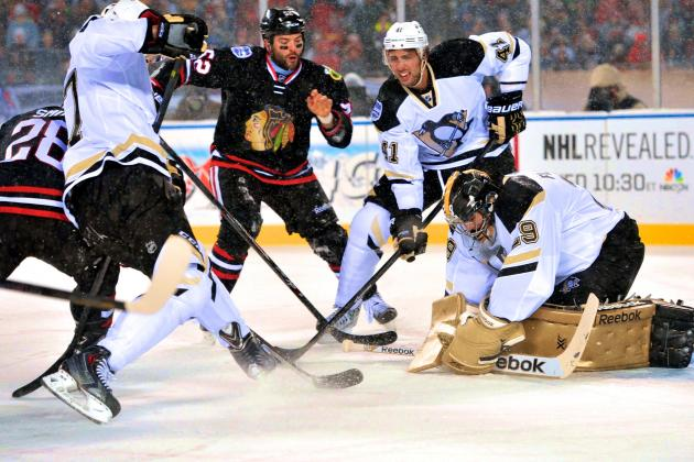 Penguins vs. Blackhawks: Score, Grades and Analysis from Soldier Field