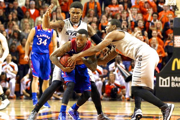 Kansas vs. Oklahoma State: Score, Grades and Analysis