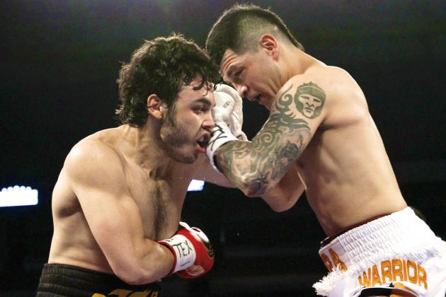 Chavez Jr. vs. Vera II: Live Round-by-Round Highlights and Analysis