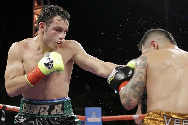 Julio Cesar Chavez Jr. vs. Bryan Vera: Winner, Scorecard and Analysis