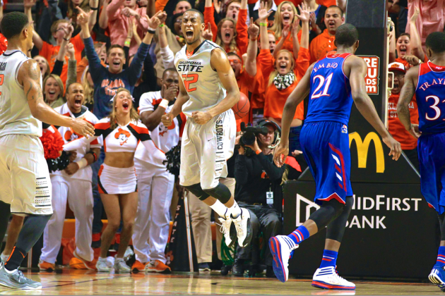 Welcome to March: What to Make of the Madness on an Upset-Filled CBB Saturday