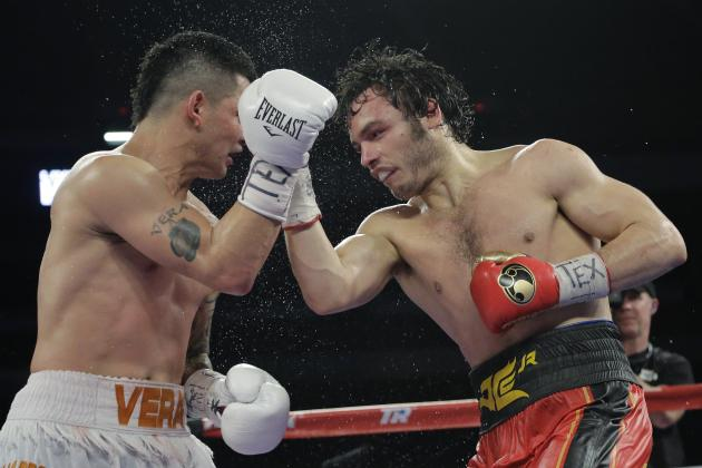 Did Julio Cesar Chavez Jr Get Boxing Fans' Respect Back with Win vs. Bryan Vera?