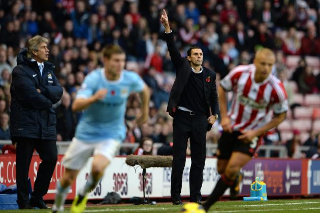 Capital One Cup 2014 Final: Manchester City vs. Sunderland Key Battles