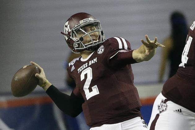 Johnny Manziel's Work Ethic Will Ensure Success at NFL Level