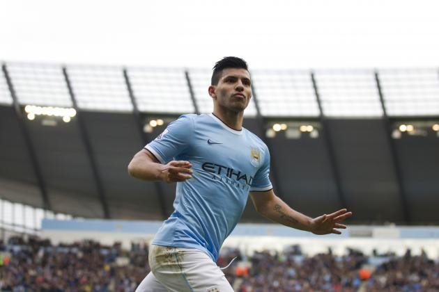 Manchester City vs. Sunderland: Predictions for Key Stars