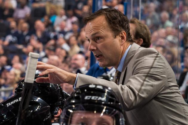 Tampa Bay Lightning Coach Jon Cooper Deserving of Jack Adams Award