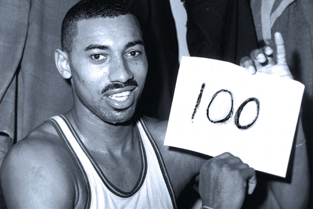 The Truth Behind Wilt Chamberlain's 100-Point Game