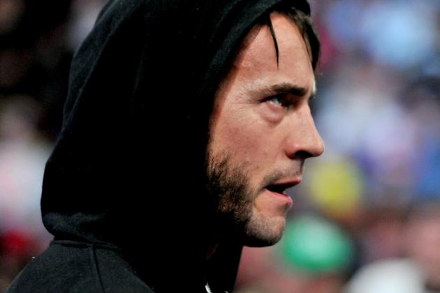 Report: CM Punk to Return on Raw