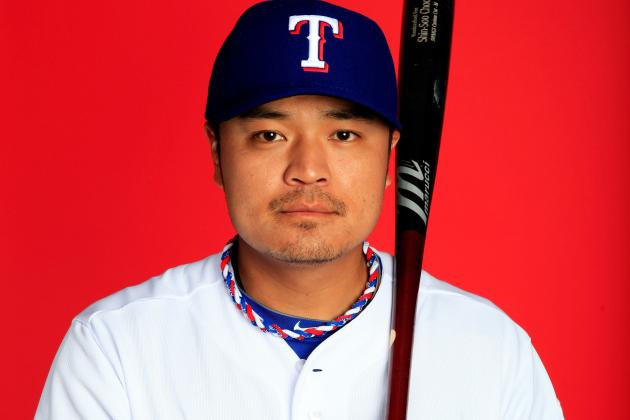 Choo Has Soreness in Arm, Listed as Day to Day