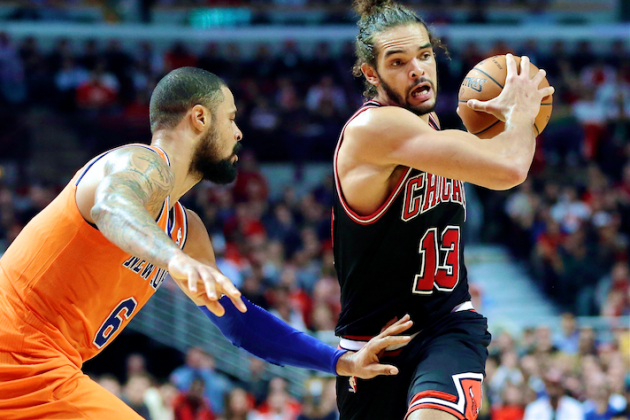 New York Knicks vs. Chicago Bulls: Live Score and Analysis