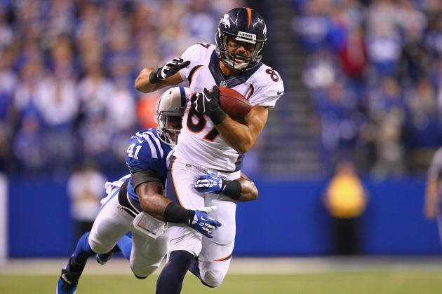 NFL Rumors: Latest Buzz on Eric Decker, Danny Amendola and More