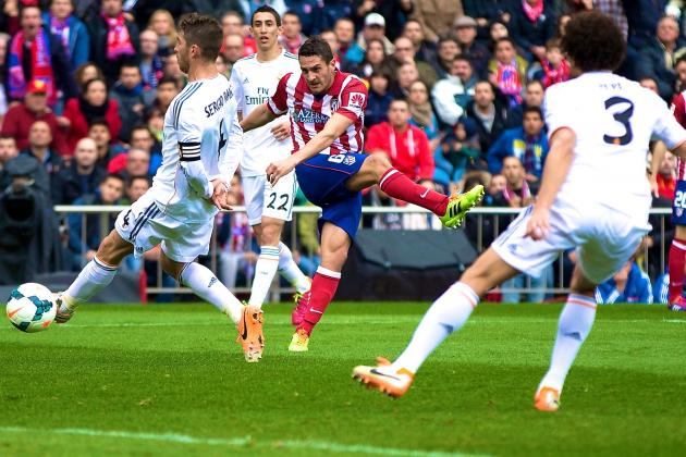 Atletico Madrid vs. Real Madrid Score, Grades and Post-Match Reaction