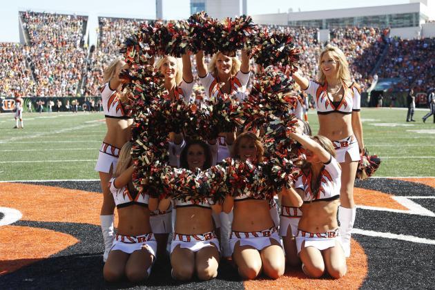 Brenda Gold, 54-Year-Old Aspiring Bengals Cheerleader, Is an Inspiration
