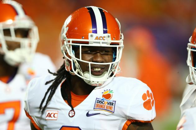 Why Sammy Watkins Must Be Cleveland Browns' Pick at No. 4 Overall