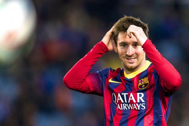 Barcelona vs. Almeria: La Liga Live Score, Highlights, Report