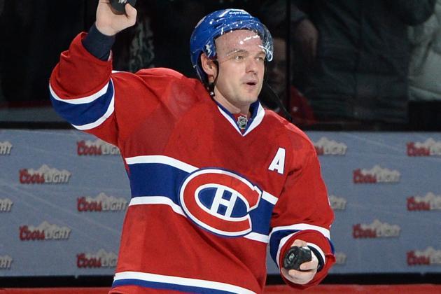 NHL Rumors: Hottest Trade Buzz Heading Toward 2014 Deadline