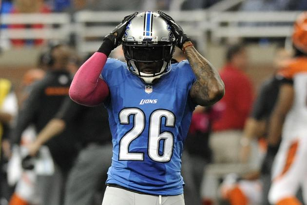 2014 NFL Free Agency: Latest Rumors Surrounding Louis Delmas and More Top Names