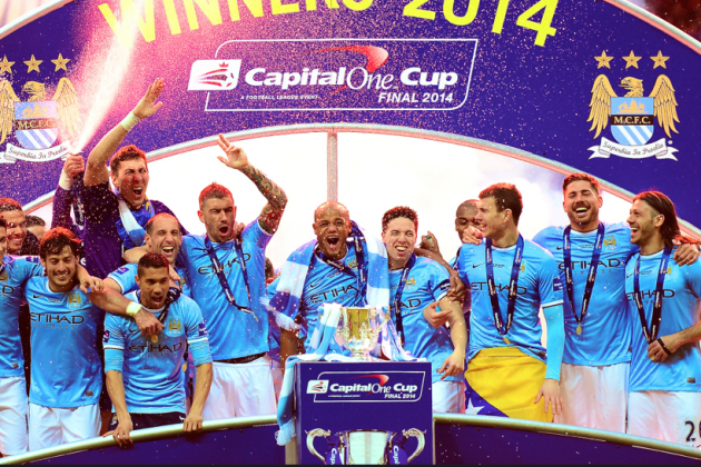 Man City's Capital One Cup Win Could Provide Platform for Future Success