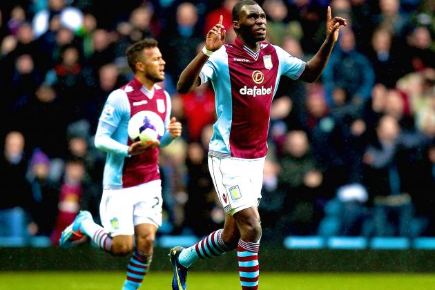 Benteke-Fueled Aston Villa Lay Down Building Blocks in 4-1 Win over Norwich