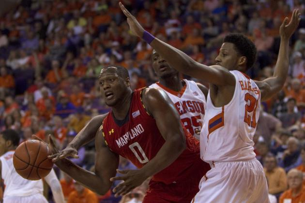 Harrison's Go-Ahead 3 Leads Clemson to 77-73 Win
