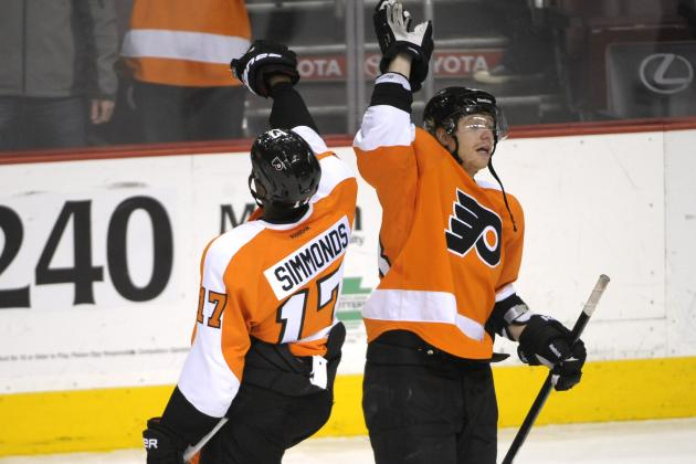 Claude Giroux and the Philadelphia Flyers Show Resilience in Big Weekend Wins